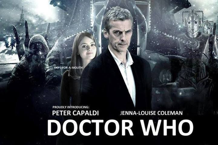 doctor who-introducing peter capaldi