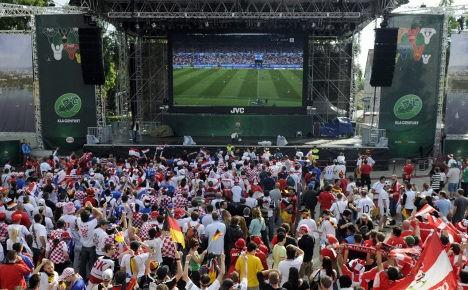 fanzone eurocopa 2016