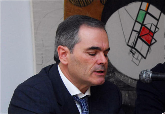 """11 octubre 2013 A Coruña.- La asociación Creacoruña celebró ayer una conferrencia que llevaba por título """"El futuro de Novagalicia Banco"""""""